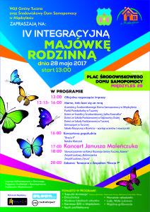 Plakat Majówka