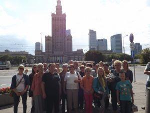 Wycieczka Do Warszawy 01.07.2014 212